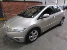 08 58 Honda Civic SE CDTI