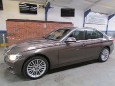 64 14 BMW 320D XDrive Luxury