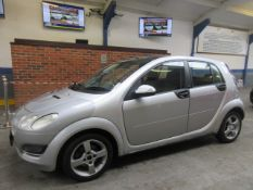 04 54 Smart Forfour Passion