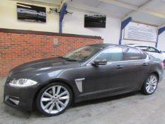 12 12 Jaguar XF S Premium Luxury V6