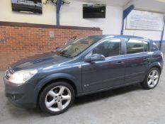 08 08 Vauxhall Astra Elite