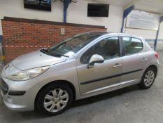 09 09 Peugeot 207 HDI