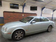 54 05 Jaguar S Type V6 SE Auto