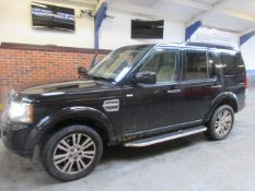 10 10 L/Rover Discovery 4 TDV6 HSE