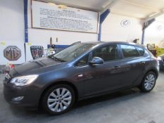 10 10 Vauxhall Astra Excl