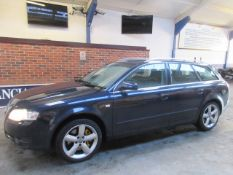 05 05 Audi A4 QTRRO TDI SE Est