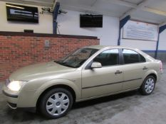 56 06 Ford Mondeo LX TDCi 130