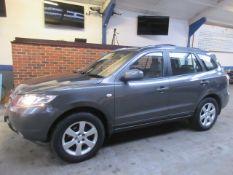 57 08 Hyundai Santa FE CDX CRTD 4WD