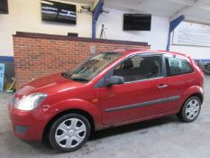 08 08 Ford Fiesta Style Climate