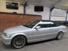 52 02 BMW 320Ci