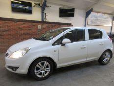10 10 Vauxhall Corsa Energy 5dr