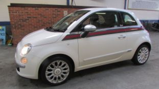 12 62 Fiat 500 BY GUCCI