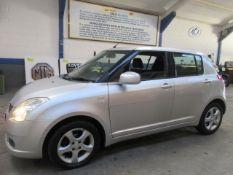06 06 Suzuki Swift VVTS GLX