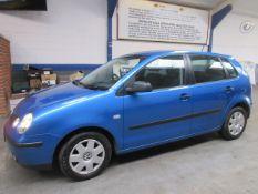 54 05 VW Polo Twist