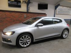 61 11 VW Scirocco GT TDi 170