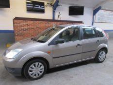 03 04 Ford Fiesta LX
