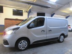 16 16 Renault Trafic SL27 Sport DCI