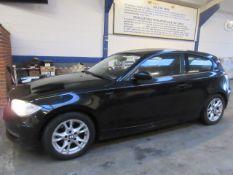 58 08 BMW 118D SE
