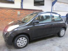 55 05 Nissan Micra S