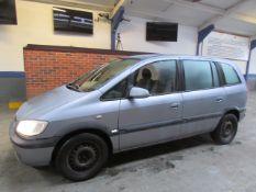 05 05 Vauxhall Zafira