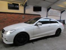 12 12 Mercedes E250 Sport CDI