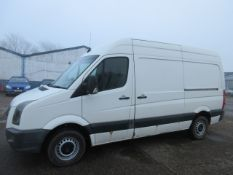 57 07 VW Crafter CR35 109 MWB
