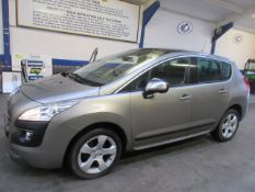 11 11 Peugeot 3008 Exclusive HDI