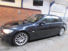 08 08 BMW 320D Edition M Sport