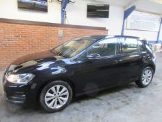 64 14 VW Golf SE Bluemotion Tech T
