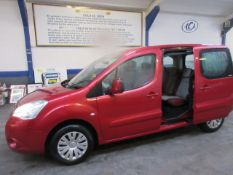 10 10 Citroen Berlingo M-Sp VTR HDI