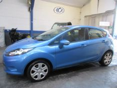 09 09 Ford Fiesta Style Plus