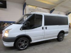 57 07 Ford Transit 85 T260S FWD