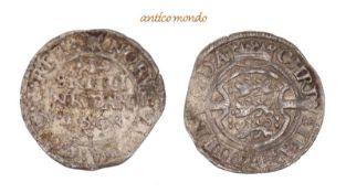 Dänemark, Christian IV., 1588-1648, 1 Skilling, 1608, sehr schön. 1,04 g- - -21.50 % buyer's premium