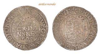 Dänemark, Frederik II., 1559-1588, 2 Skilling, 1560, sehr schön, 2,29 g- - -21.50 % buyer's