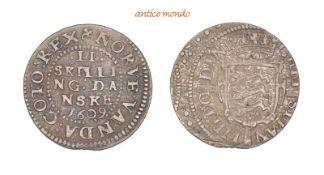 Dänemark, Christian IV., 1588-1648, 2 Skilling , 1609, vorzüglich, 2,25 g- - -21.50 % buyer's