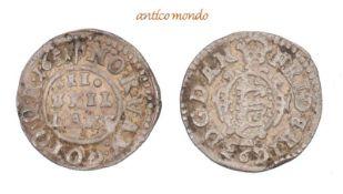 Dänemark, Frederik III., 1648-1670, 2 Skilling, 1651, sehr schön-vorzüglich, 1,02 g- - -21.50 %