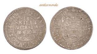 Dänemark, Christian IV., 1588-1648, 2 Skilling, 1604, sehr schön, 1,68 g- - -21.50 % buyer's premium