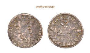 Belgien, Brabant, Johann III., 1312-1355, Esterlin, o.J., schön-sehr schön, 1,38 g- - -21.50 %