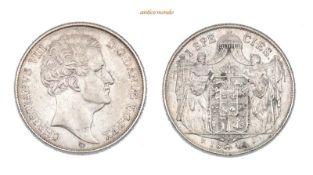 Dänemark, Christian VIII., 1839-1848, Speciedaler, 1846, sehr schön-vorzüglich, 28,84 g- - -21.