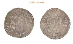 Dänemark, Christian IV., 1588-1648, 1 Skilling, 1614, sehr schön, 1,31 g- - -21.50 % buyer's premium