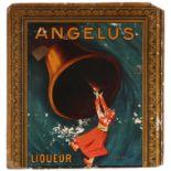 Advertising Poster Angelus Liquor Cappiello