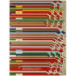 Advertising Poster Architecture UIA World Congress Studio Beatrice Trueblood Abner Gutierrez