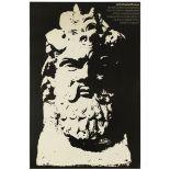 Advertising Poster Ancient Rome Art Exhibition Victoria Albert Museum