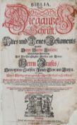 Biblia germanica.Biblia germanica. Biblia, Das ist: Die gantze H. Schrifft, Altes und NBibl