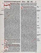 Albertus Magnus.Albertus Magnus. Scriptum primum (u. quartum) super sententiarum (PetruAlbe