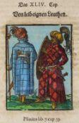 SammlungSammlung von 70 tls. (alt-) kolor. Buchholzschnitten aus versch. Werken, 16. u.Samm