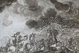 Krauss,J.U.Krauss,J.U. Historischer Bilder Bibel Erster [bis] Fünffter Theil. 5 TeileKraus