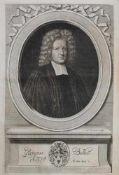 Bull,G.Bull,G. Opera omnia. 6 Tle. in 1 Bd. Mit gest. Porträt von Gucht. London, R.SmiBull