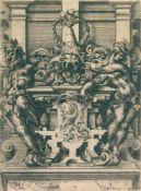 Dietterlin,W.Dietterlin,W. Architectur. Das Annder Buch. Von der Dorica sampt Ihrn zugeDiet