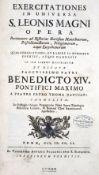 Cacciari,T.Cacciari,T. Exercitationes in universa S. Leonis Magni opera. Rom, A. FulgonCacc